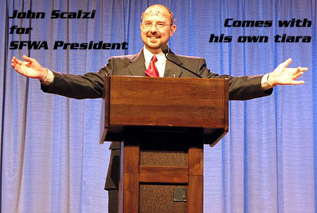 Scalzi for Prez
